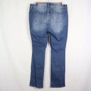 torrid Jeans - TORRID BOOT CUT JEANS SIZE 16 TALL